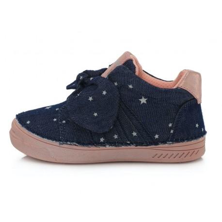 Mėlyni canvas batai 31-36 d. C04047AL