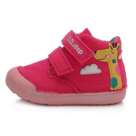 Rožiniai canvas batai 20-25 d. C066371