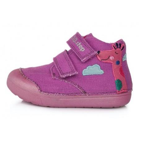Violetiniai canvas batai 20-25 d. C066371A