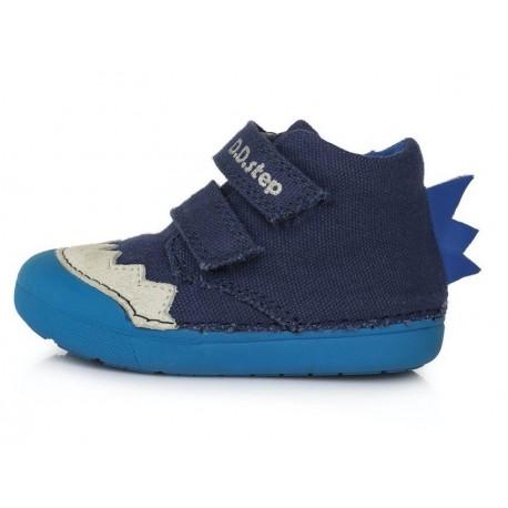 Mėlyni canvas batai 20-25 d. C066937A