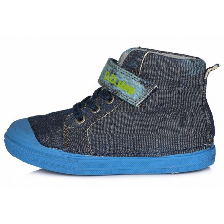 Mėlyni canvas batai 25-30 d. C049309BM