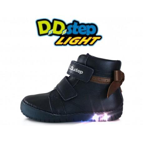 Mėlyni LED batai 31-36 d. 050927AL