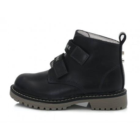 Tamsiai violetiniai batai su plonu pašiltinimu 37-40 d. 052746BL