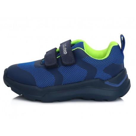 Mėlyni sportiniai batai 24-29 d. F61703M