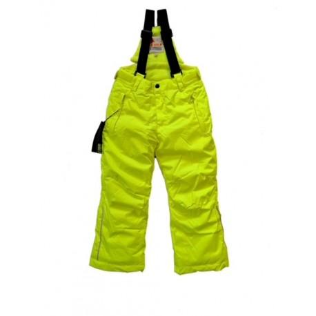 Valianly kombinezoninės kelnės 110-152 cm 8735_yel