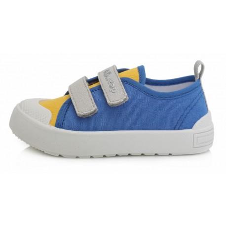Mėlyni canvas batai 26-31 d. CSB147BM