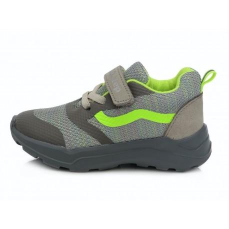 Pilki sportiniai batai 30-35 d. F61626L