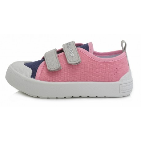 Rožiniai canvas batai 26-31 d. CSG158BM