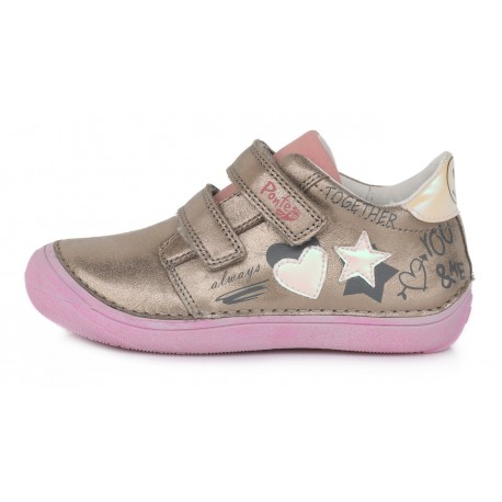 Kreminiai batai 24-29 d. DA031705