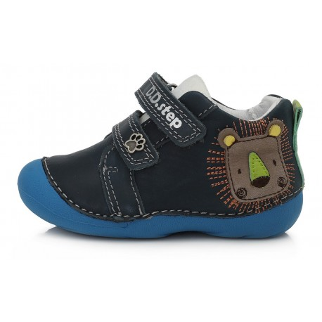 Tamsiai mėlyni batai 22-24 d. 015459A