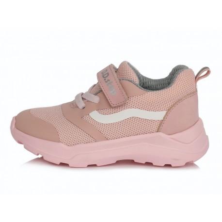 Šviesiai rožiniai sportiniai batai 24-29 d. F61626B