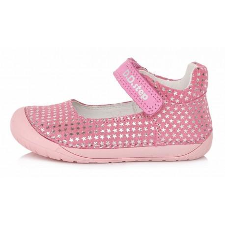 Barefoot rožiniai batai 20-25 d. 070980A