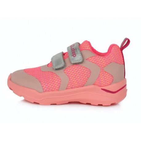 Rožiniai sportiniai batai 30-35 d. F61394BL