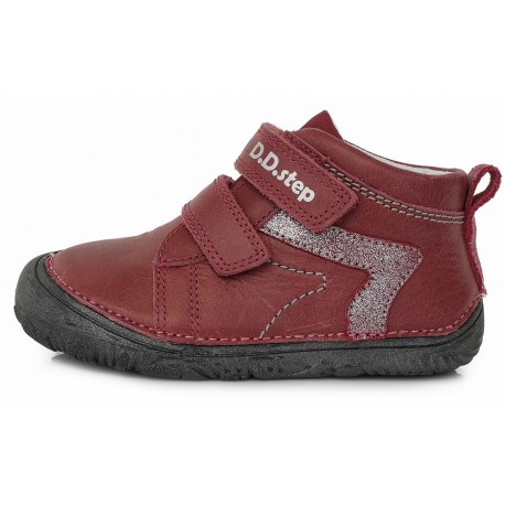 Barefoot raudoni batai 20-25 d. 073504B