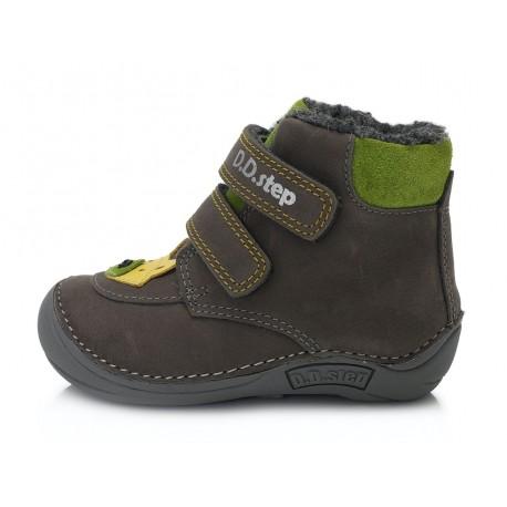 Pilki Barefeet batai su pašiltinimu 20-24 d. 018814A