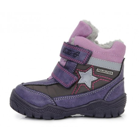 Sniego batai mergaitėms 30-35d.