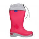 Rožiniai guminiai batai 29-36 d.33-487-rozpopiel