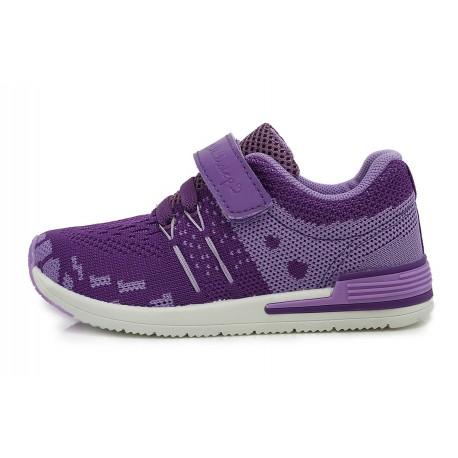 Violetiniai sportiniai bateliai 20-25 d. CSG-078D