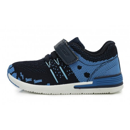 Tamsiai mėlyni sportiniai bateliai 20-25 d. CSB-078B