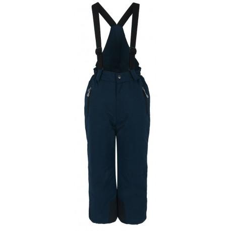 Tamsiai mėlynos kombinezoninės kelnės 110-134 cm. KALBORN KK10015