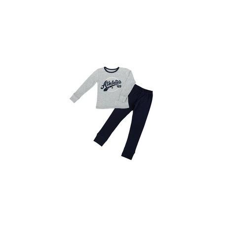 "Pilka FLAMINGO pižama berniukui ""Atletics'49"""