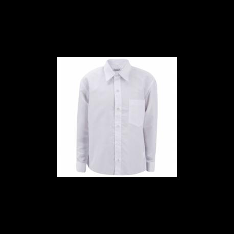 Balti marškiniai berniukams