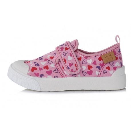 Rožiniai batai 26-31 d. CSG-096M