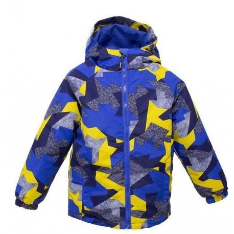 Neperpučiama, nelaidi drėgmei striukė su pašiltinimu pavasariui-rudeniui berniukui OKWAY BSTR10043