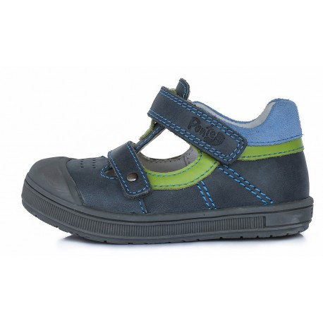 Tamsiai mėlyni batai 22-27 d. DA031360A