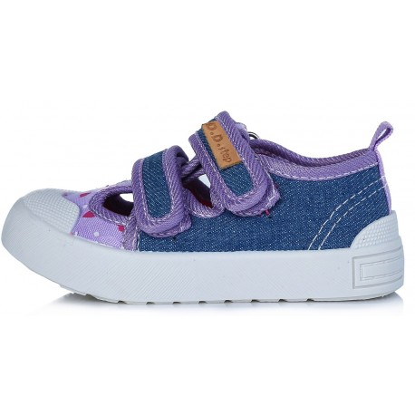 Violetiniai batai 21-26 d. CSG-118A