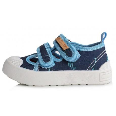 Mėlyni batai 27-32 d. CSB-115AM
