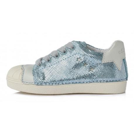 Šviesiai mėlyni batai 25-30 d. 043517AM
