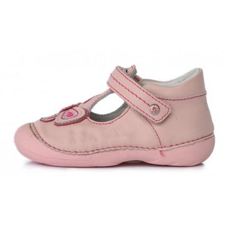Šviesiai rožiniai batai 20-24 d. 015176U