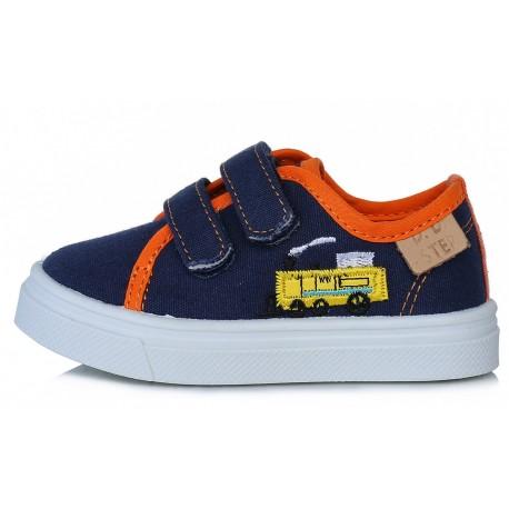 Tamsiai mėlyni batai 27-32 d. CSB-112M