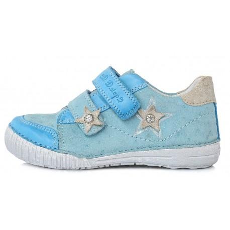 Šviesiai mėlyni batai 31-36 d. 036715BL