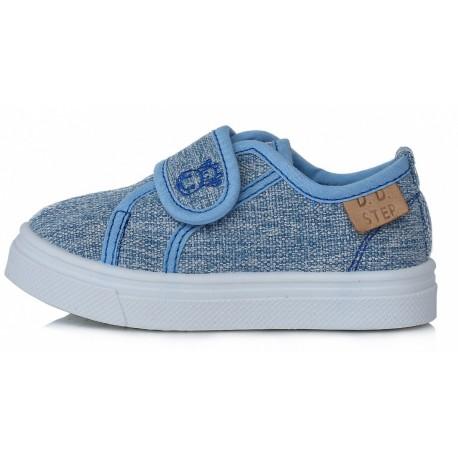 Šviesiai mėlyni batai 27-32 d. CSB-111M