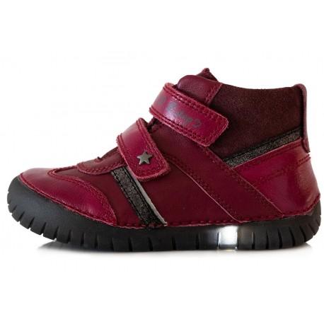 Violetiniai LED batai 31-36 d. 0508AL