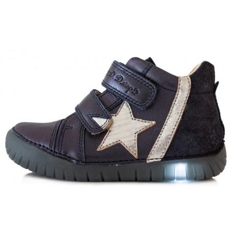 Violetiniai LED batai 25-30 d. 0507CM
