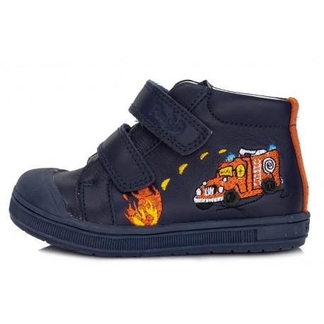 Tamsiai mėlyni batai 22-27 d. DA031375A