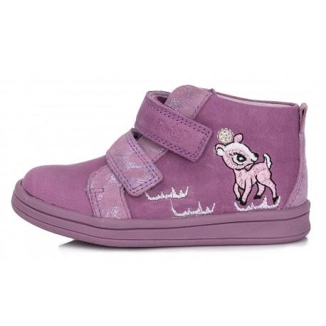Violetiniai batai 22-27 d. DA031354A