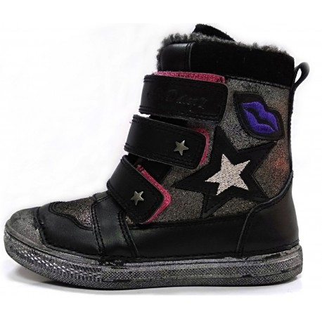 Juodi batai su pašiltinimu 31-36 d. 049913BL