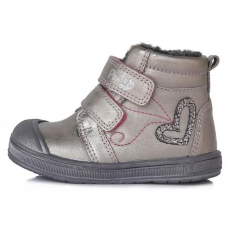 Sidabriniai batai su pašiltinimu 22-27 d. DA031381