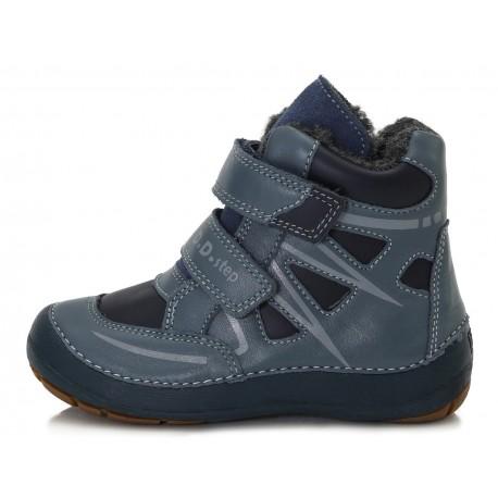 Tamsiai mėlyni batai su pašiltinimu 31-36 d. 023805L
