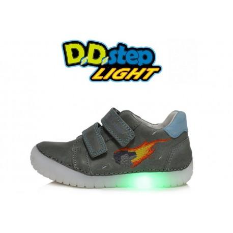 Pilki LED batai 25-30 d. 05016AM