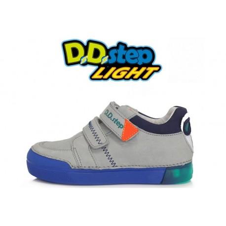 Pilki LED batai 31-36 d. 068402AL