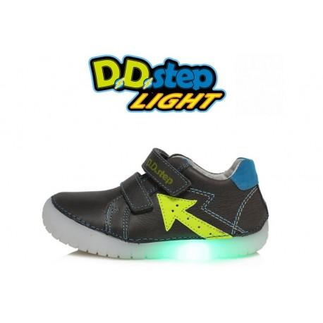 Pilki LED batai 31-36 d. 05017AL