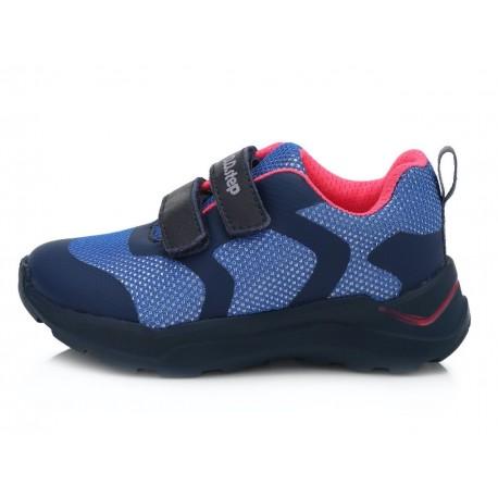 Mėlyni sportiniai batai 24-29 d. F61703CM
