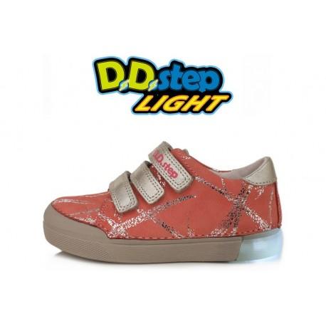 Rožiniai LED batai 25-30 d. 068470BM