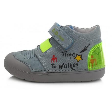 Šviesiai mėlyni Barefeet batai 20-25 d. 066739