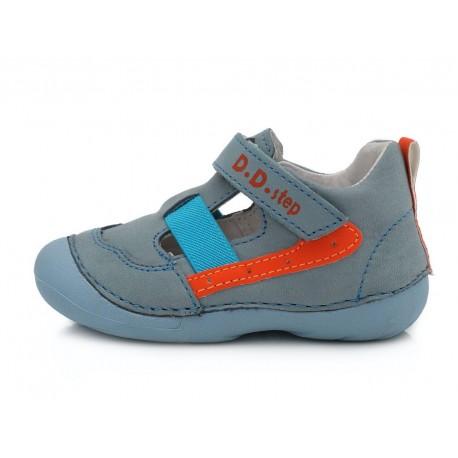 Šviesiai mėlyni batai 19-24 d. 015202B